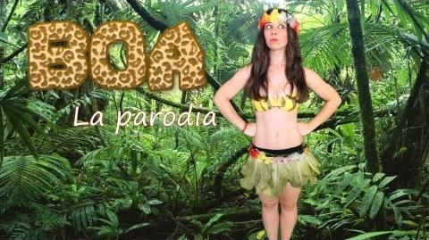 ROAR Katy Perry - Parodia (BOA)