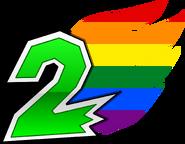 TheFrancisco2 (Logotipo con LGBT)
