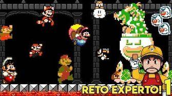 Desafío Experto 100 Marios vs
