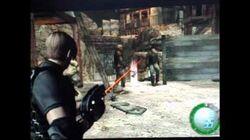 Resident Evil 4 (Loquendo) Campamento militar - Parte 1