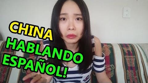 El ESPAÑOL me vuelve LOCA! - CHINA hablando ESPAÑOL ⭐ Eva Chinita