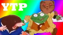 YTP Toad Has Wind In His Willows