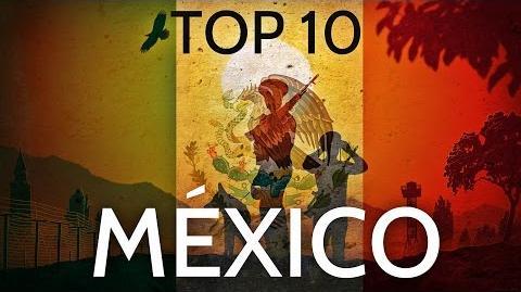 ★ TOP 10 MÉXICO ׀ Fuerzas Armadas de Mexico ★