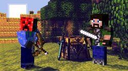 EMPEZAMOS CON TODO! - Minecraft The Bridges con Farfadox Y Smook-0