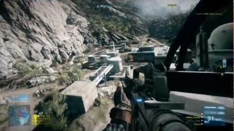 FoxerCL jugando Battlefield 3 con clan Reflex y Vardoc