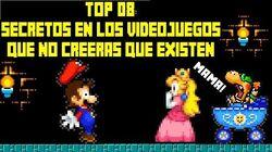 Top 8 Secretos en Los Videojuegos que No Creeras que Existen - Pepe el Mago
