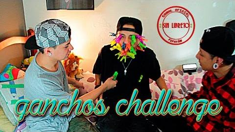 GANCHOS CHALLENGE SIN LIBRETO