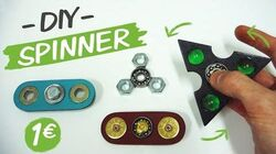 Como hacer un SPINNER How to make a Spinner Fidget Toy