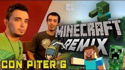 EL RAP DEL MINERO (Con Piter G) Minecraft Remix PUNYASO