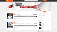 Página de TheFrancisco2 en SoundCloud