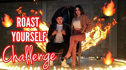 ROAST YOURSELF CHALLENGE Kimberly Loaiza Ft