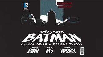 DUKI aka NIÑO CAUSA BATMAN (Jaden Smith - Batman Remix) prod. M5
