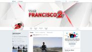 Página de TheFrancisco2 en Twitter
