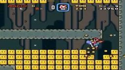 Super mario world trucos glitches y bugs (todos los que me se)