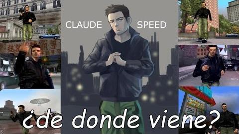 Teoría - el origen de Claudio velocidad