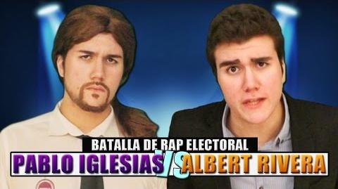 Pablo Iglesias vs Albert Rivera