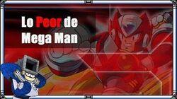 Top 10 Los Mega Man Que Mas Detesto Los Tops de Dust Man
