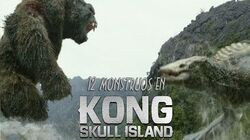 Criaturas de Kong Skull Island TL2Bie