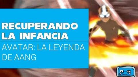Avatar La Leyenda de Aang Recuperando la Infancia 2