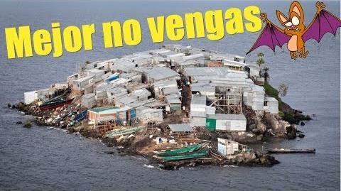 Los lugares más horribles del mundo- Isla Migingo