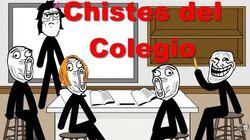 Colección de los mejores chistes del Colegio Trolleos en el Colegio