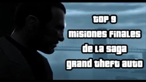TOP 9 - Misiones Finales de la Saga GTA