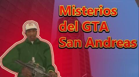 PARTE-1 NUEVOS MISTERIOS DEL GTA SAN ANDREAS 2013 NUNCA ANTES VISTO (SIN MODS)