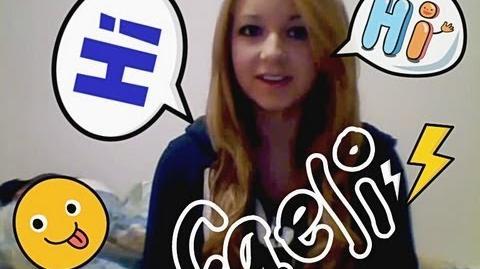 Mi primer videoblog! HAHAHAHOHOHOHIHIHI