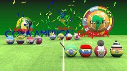 Prediccion Copa America 2019