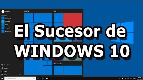 ¿Que es WINDOWS CORE OS? El sucesor de Windows 10