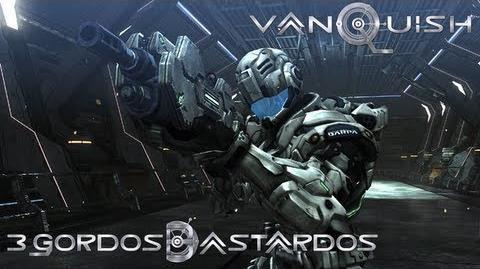 3 Gordos Bastardos - Reseña Vanquish