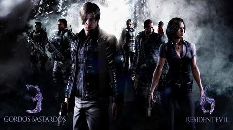 3 Gordos Bastardos - Reseña Resident Evil 6