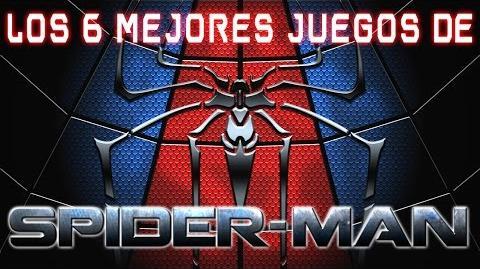 Top Los 6 mejores juegos de Spider-man