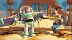 Analisis a Toy Story y Goofy la Pelicula loquendo
