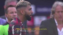 Flamengo vs River Plate, MINUTO 94'