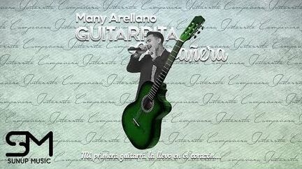 Many Arellano - Guitarrita Compañera (Audio)