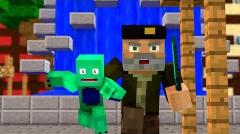 """Minecraft - """"En Qué Lugar Me Perdí"""" Video Oficial - Canción Original-0"""