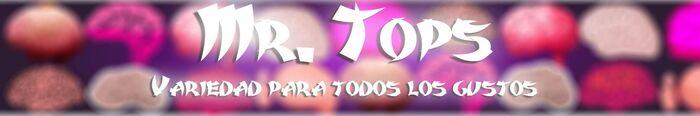 Banner de Mr. Tops