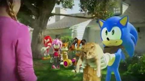Fandub Sonic Boom Shattered Crystal 2014 (ESPAÑOL)