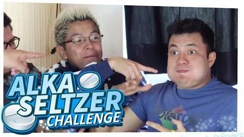 Alka Seltzer Challenge W2MCREW