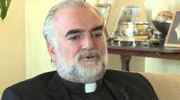Christopher Hartley un sacerdote misionero que apuesta por Mater Mundi TV