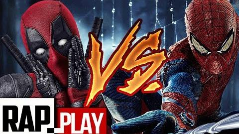 DEADPOOL VS SPIDERMAN KRONNO ZOMBER, CYCLO & ZARCORT ( Videoclip Oficial )
