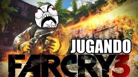 Far Cry 3 Comentado Intentando Matar Piratas HD (1080)