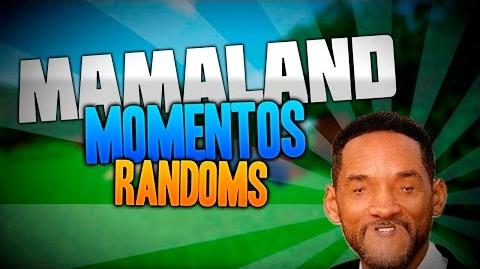 "MAMALAND! "" Momentos Randoms "" TURN DOWN FOR WHAT!"