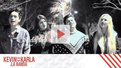 All Of Me (Spanish Version) - Kevin Karla & La Banda ft