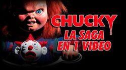 Chucky La Saga en 1 Video