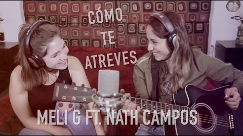 Morat - Como Te Atreves (Cover Meli G ft