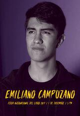 Emiliano Campuzano anuncio FIL