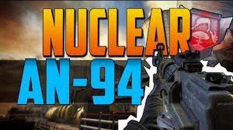 Nuclear en Hijacked - Las rachas de BO2