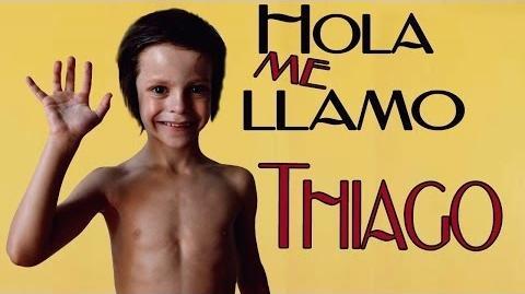 Hola, me llamo Thiago